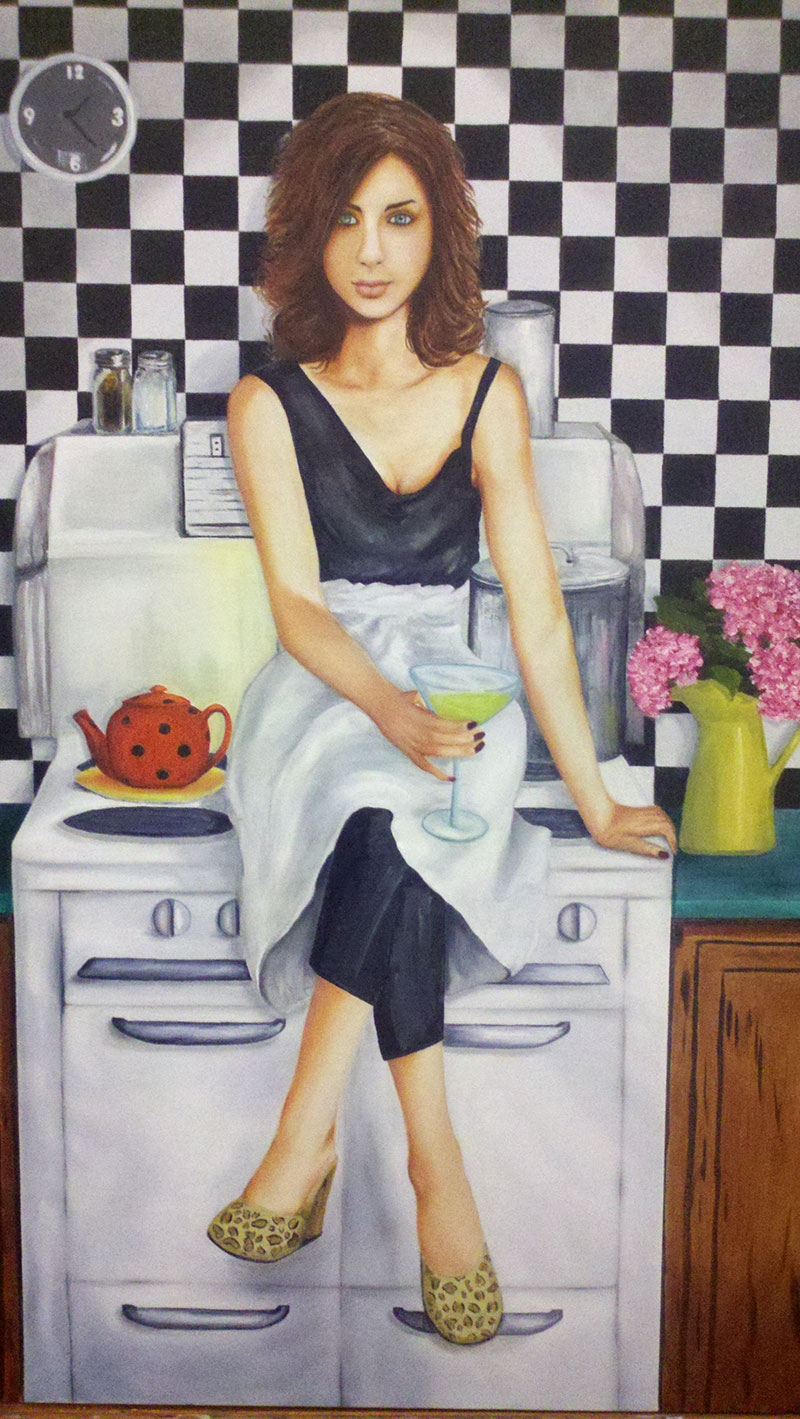 KitchenQueen22X28
